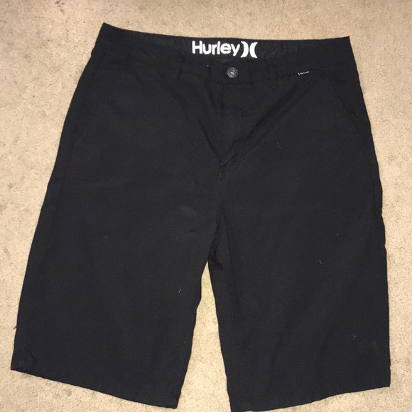 Hurley Other - Men's Hurley Black shorts . Size 33